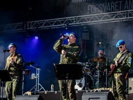 Vartioparaatit ja MIL-Espa-konsertit
